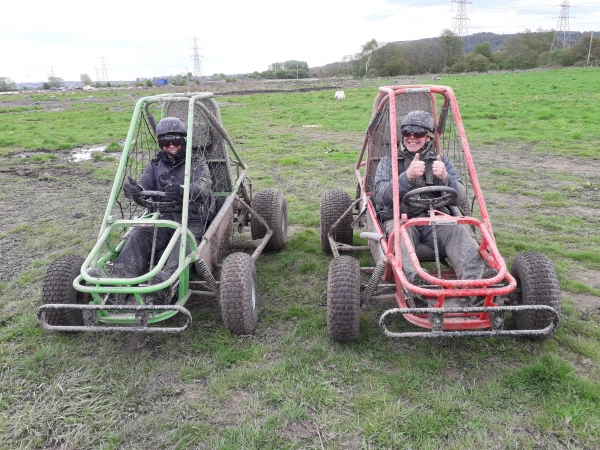 Standard Off Road Karting (Ages 12+)