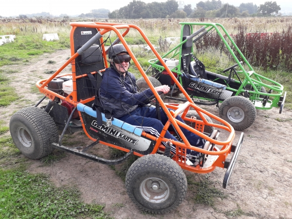 Extended Off Road Karting (Ages 12+)