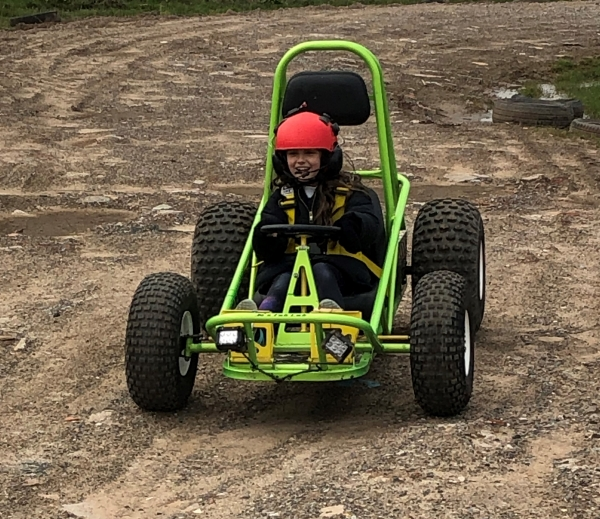 Junior Off Road Karting (Ages 7-11)