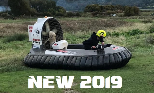 Hovercraft Duels (Age 14+)