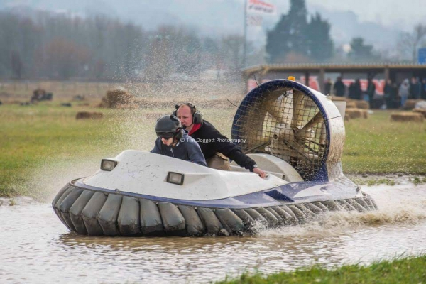 Hovercraft Racing Adult + Child (Ages 5-13)