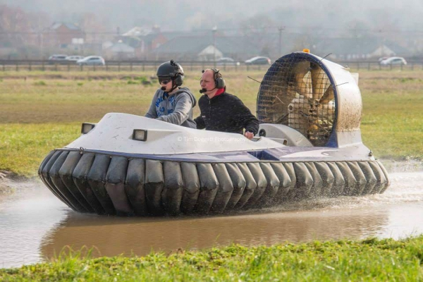 Gold Ultimate Hovercraft Adult & Child (Age 5-10)