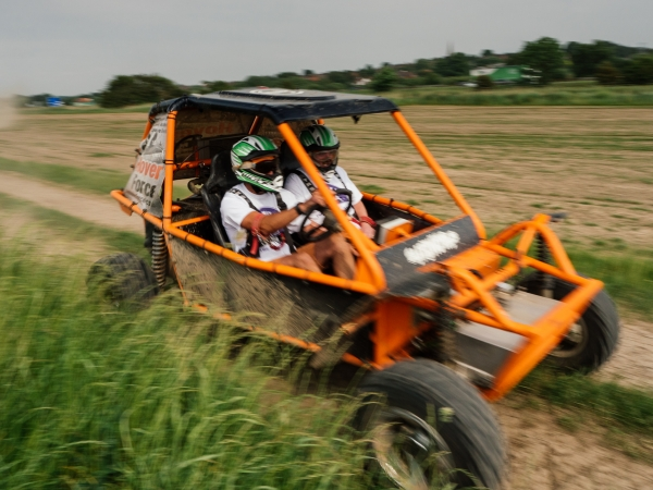 Off Road Mud Buggy Experience (Age18+)