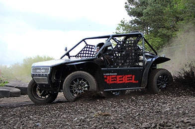 Extended Enthusiast Rebel Rally (Ages 16+)