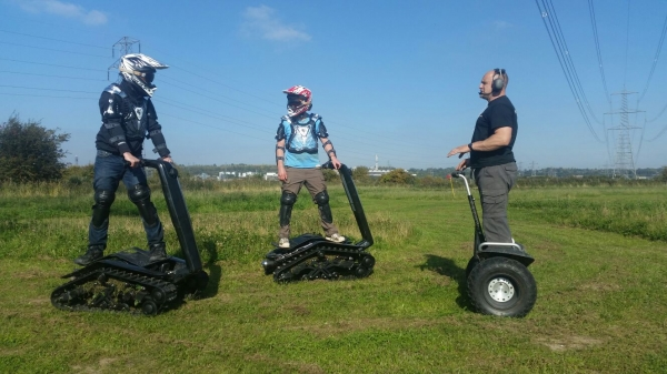 Segways & Shredders (Ages 13+)