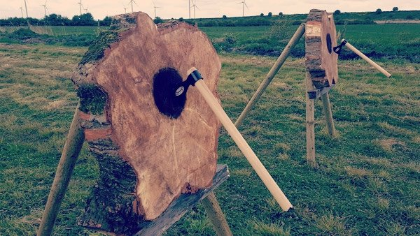 Axe throwing Experience (Age 14+)