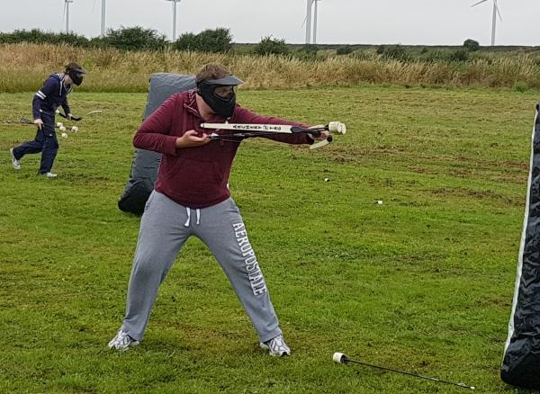 Group Archery Combat (Age 10+)