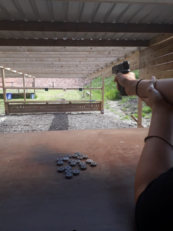 Range Air Pistols (Age 10+)
