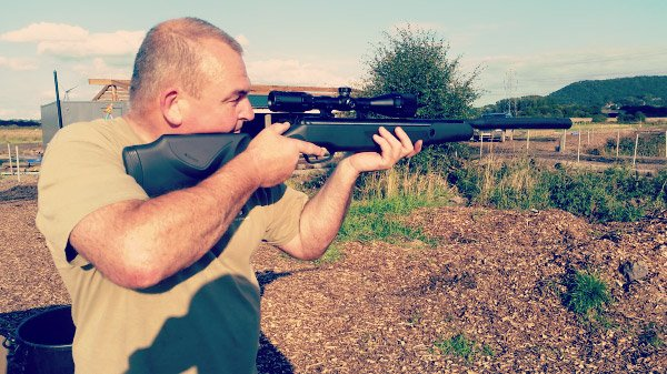 Range Air Rifles