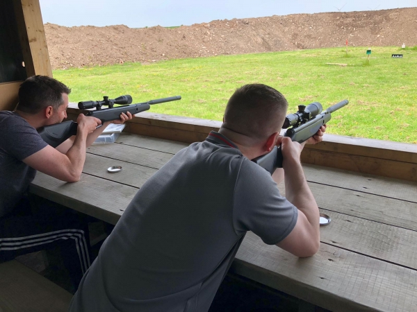 Range Air Rifles (Age 10+)