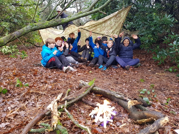 Kids Bushcraft Party (ages 6-10)