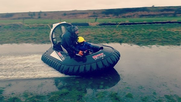 Kids Hovercraft Blast (ages 5 -13)