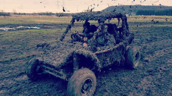 30 Lap/ 15km Mud Buggy Experience (Age 18+)