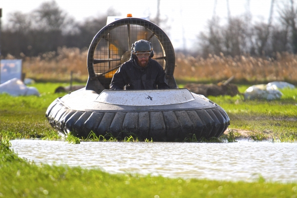 Platinum No Limits Hovercraft (Ages 18+)